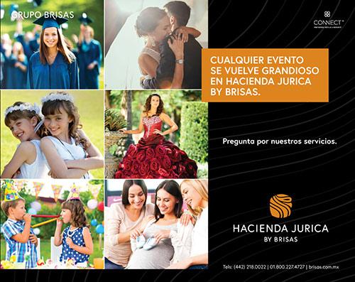 Hacienda Jurica - Eventos Sociales