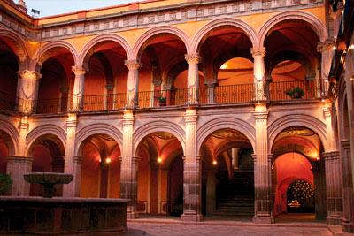 Museo Regional Queretaro Destacada