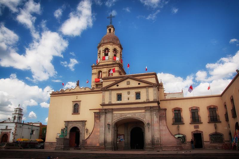 Convento de la Santa Cruz, Querétaro