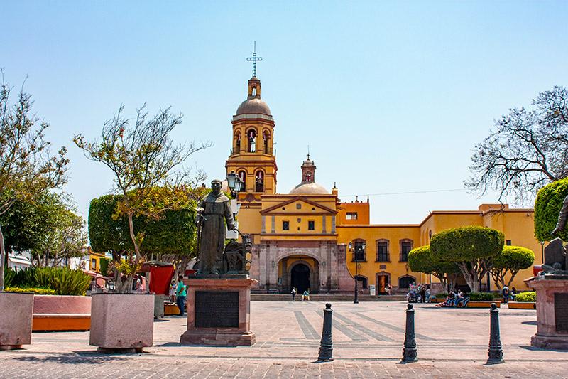La Santa Cruz - Guia de Turismo, Entretenimiento y Cultura Querétaro