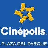 CINE - boton Cinepolis Plaza del Parque
