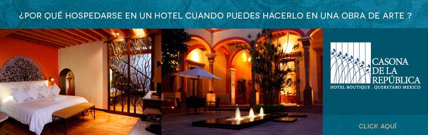 Hotel Casona de la República