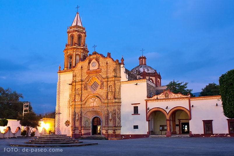 Misión de Jalpan de Serra - Pueblo Mágico