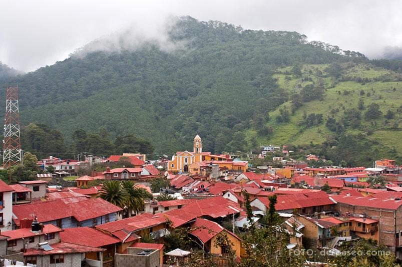 Pinal de Amoles. Pueblo y Municipio en la Sierra Gorda Queretana