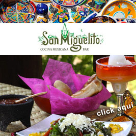 San Miguelito Restaurante Add 267