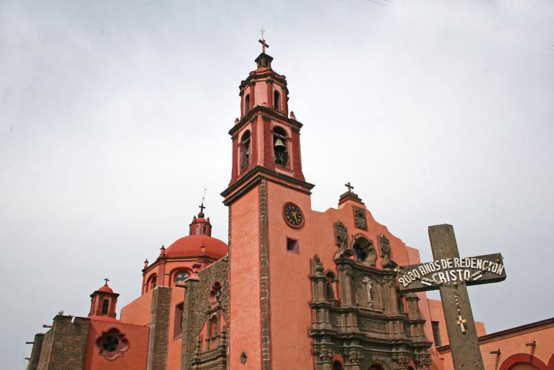 San juan del rio queretaro mexico
