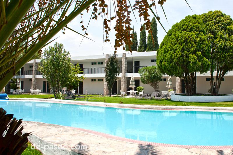 Hotel r o tequisquiapan guia de turismo entretenimiento for Casa del diseno queretaro