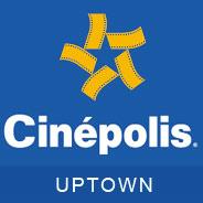 CINE - boton Cinepolis Uptown