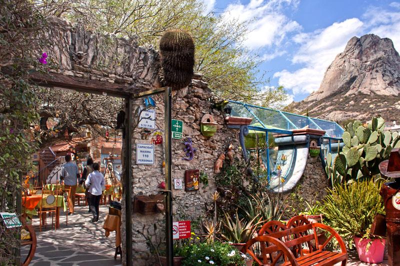 El Mezquite Restaurante Bernal Guia De Turismo