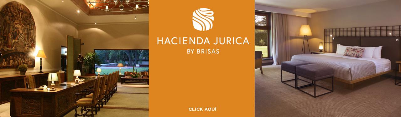 Banner Hotel Hacienda Jurica