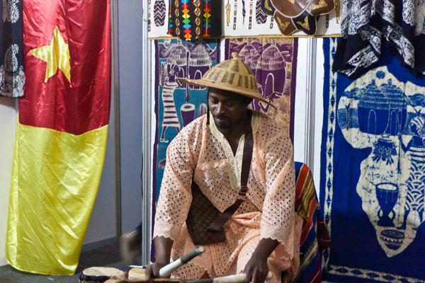 Festival de ComunidadesExtranjeras Africa