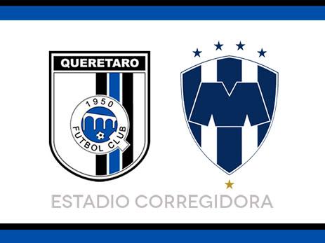 Gallos Blancos vs Rayados de Monterrey - Liga MX Clausura 2019 112ae611b8ccf