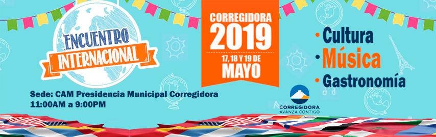 Encuentro Internacional Corregidora 2019