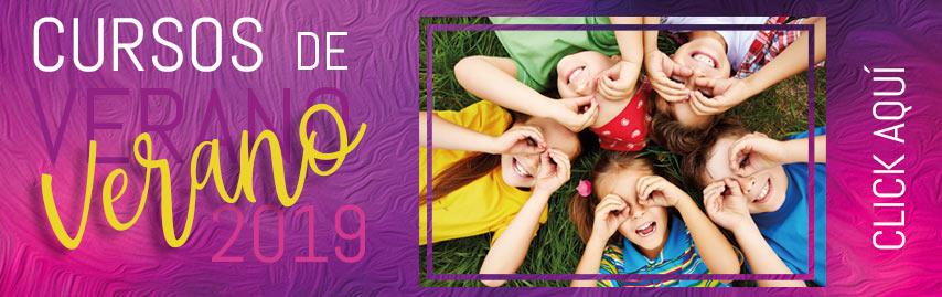 Cursos de Verano Kids 2019