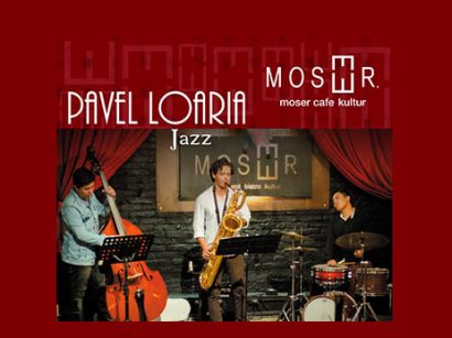 Pavel Loaria Jazz Quartet