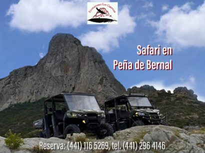 Safari a la Peña de Bernal