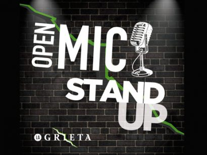 Open Mic – Stand Up