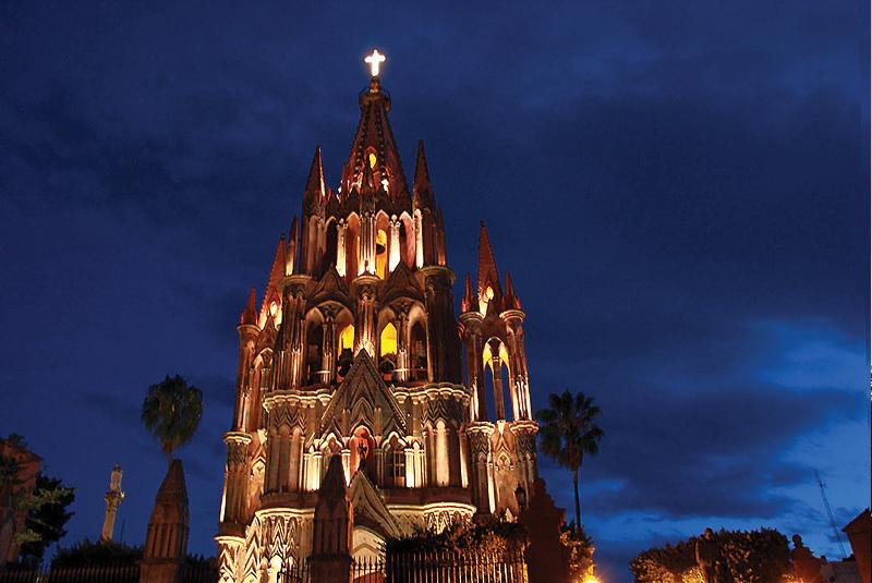 Parroquia De San Miguel Arcangel De Paseo Sanmiguel