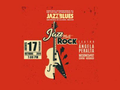 Jazz Meets Rock