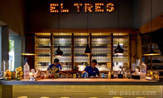 El Tres – bar