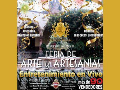 Feria de Arte y Artesanías