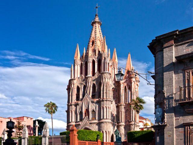 Parroquia de San Miguel Arcángel