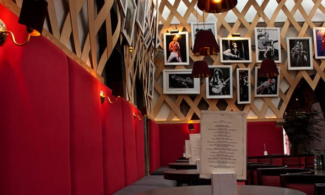 Rosso Lounge