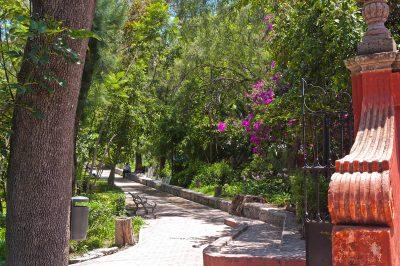 Parque Juarez
