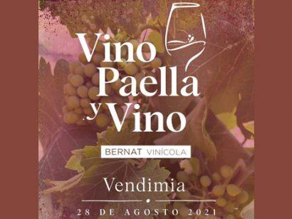 Vino, Paella y Vino Vínicola Bernat